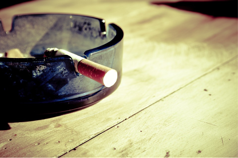 smoking and gum disease